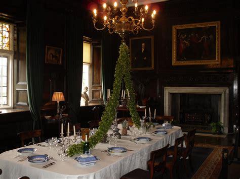 dining room  tredegar house tredegarhouse