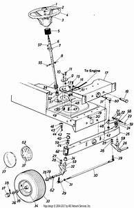 1984 Montgomery Wards Mower Wiring Diagram