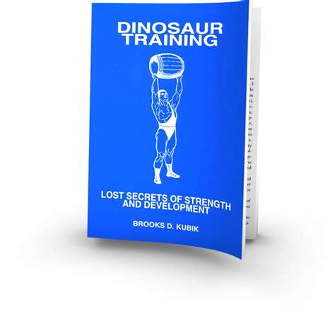 training kubik brooks oldtimestrongman dinosaur exercises