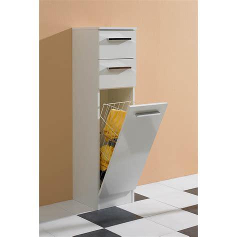 meuble bas cuisine profondeur 30 cm demi colonne 1 panier à linge 2 tiroirs l 30 cm