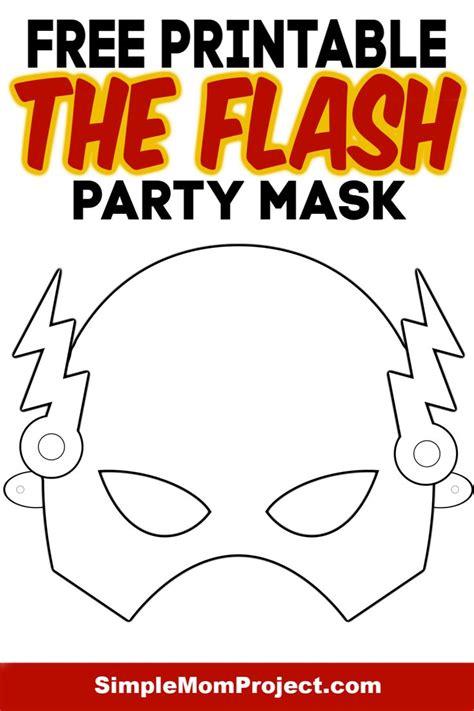 printable superhero face masks  kids superhero