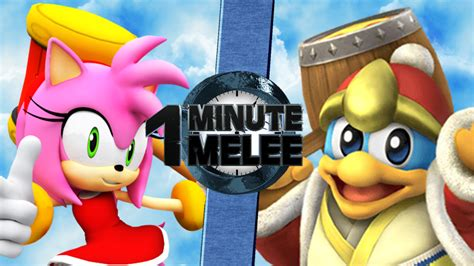 (my) Current One Minute Melee Lineup +/ Extras By Apro319