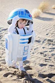 Star Wars R2-D2 Costume Homemade