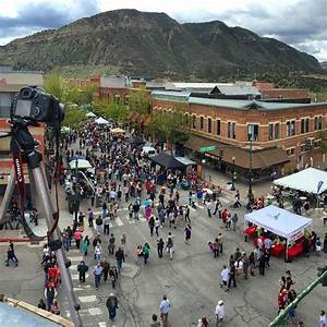 Summer in Durango is festival season! Check our events ...