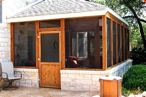 screened in patio st louis screened porches your backyard is a blank