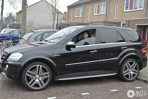 Mercedes Ml W164 Zubehör : mercedes benz ml 63 amg w164 2009 28 march 2013 autogespot ~ Jslefanu.com Haus und Dekorationen