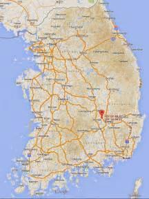 Camp Carroll South Korea Map