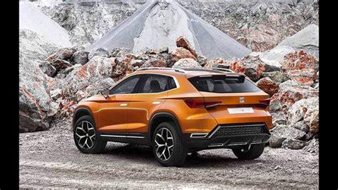 suv modelle 2019 2019 seat new arona cupra concept