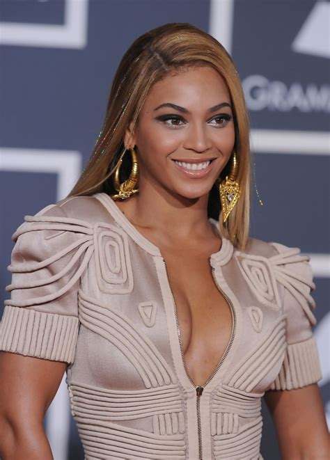 beyonce knowles long side part beyonce knowles