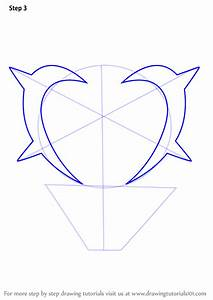 Step by Step How to Draw Grimoire Heart from Fairy Tail ...