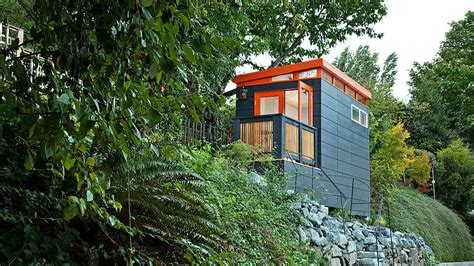 Small Backyard Sheds - 5 cool prefab backyard sheds you can buy right now curbed