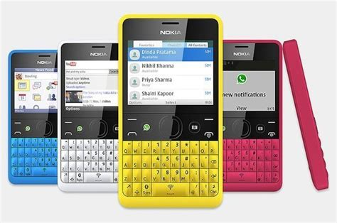 whatsapp 2 13 42 update available for nokia asha devices neurogadget