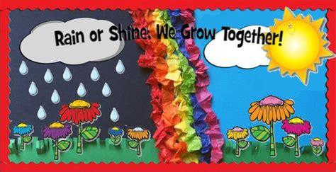 Rain Or Shine, We Grow Together!
