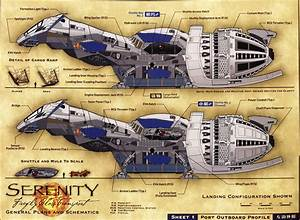 Serenity Schematics Wallpaper   Firefly