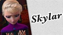 Skylar S1 E2 |Jelsa| - YouTube