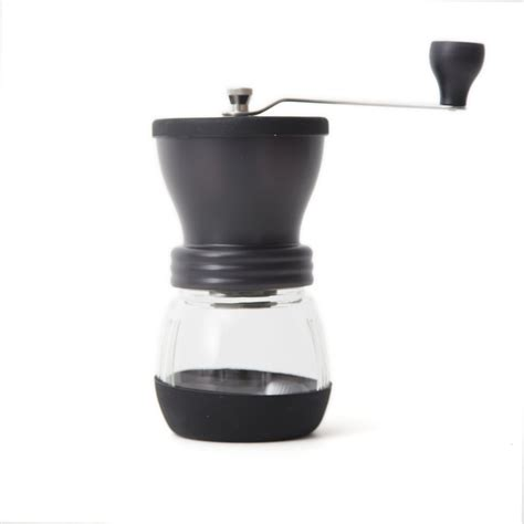 Hand coffee grinders deliver grind consistency at far lower prices than their automatic competitors. Hario Skerton Plus hand grinder - Upscale Coffee