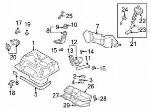 Mazda Miata Fuel Pump Tank Seal