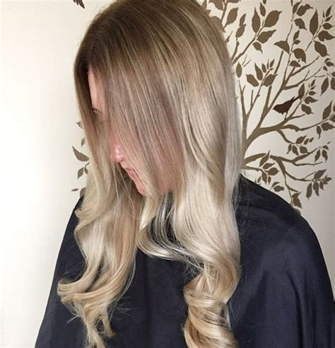 blond braun ombre 40 glamorous ash and silver ombre hairstyles