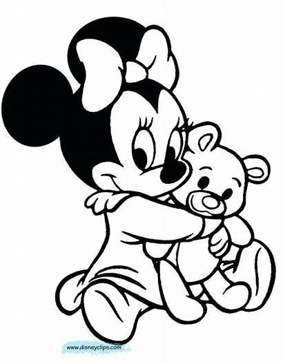 Minnie Maus Ausmalbilder Zum Drucken Mouse