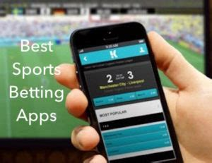 10 Best Sports Betting Apps for Android and iOS   Betting ...