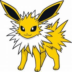 pokemon shiny jolteon images