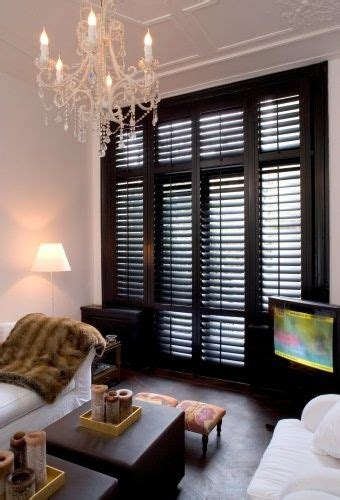 black window blinds 119 best window shutters images on shades