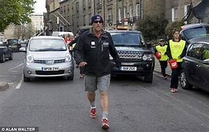 Sir Ian Botham - Master of the charity walk | Daily Mail ...
