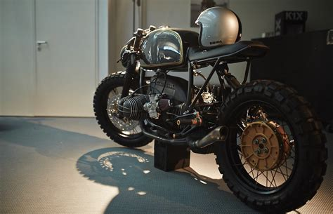 The Illogical Cafe Racer
