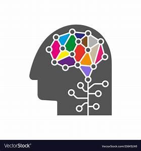 Artificial, Intelligence, Logo, Vector