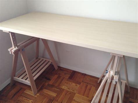 height adjustable standing desk i just built my standing desk ricos