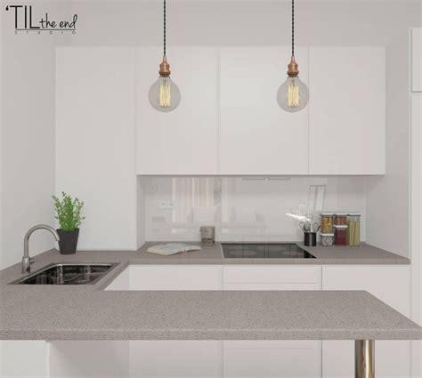 scandinavian  shaped kitchens ideas  pinterest