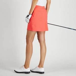 Jupe De Golf : jupe short de golf femme 900 temps chaud rouge inesis golf ~ Medecine-chirurgie-esthetiques.com Avis de Voitures