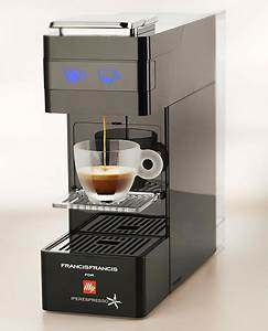 illy francis francis y3 iperespresso With illy francis francis