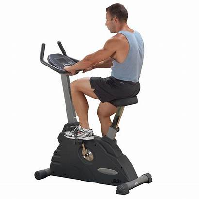 Bike Upright Endurance Exercise Manual B2u Solid
