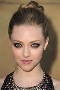 Amanda Seyfried Smokey Eye