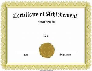 Formal award certificate templates blank certificates for Free printable diplomas
