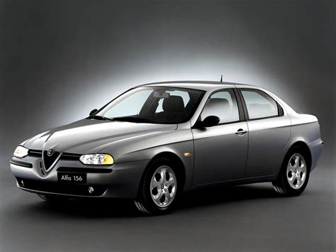 siege auto alfa romeo alfa romeo 156 specs 1997 1998 1999 2000 2001 2002