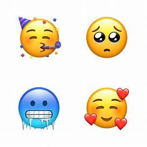 Apple dévoile 70 futurs emojis - Pop culture - Numerama