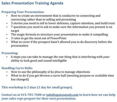 creating   agenda  templates examples