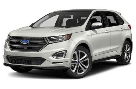 ford edge 2018 2018 ford edge overview cars