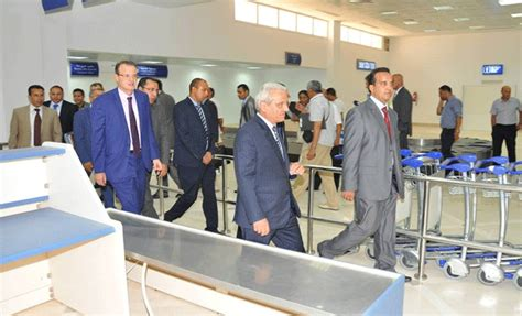 siege social monoprix le ministre du transport inaugure un nouveau terminal de l