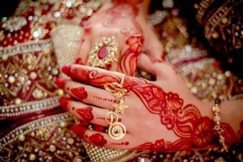beautiful wedding walima mehndi designs  bridal
