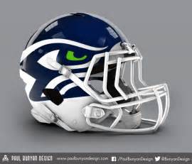 All 32 NFL Helmets Redesigned With Ridiculous Results