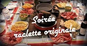 Idée Raclette Originale : soir e raclette originale ~ Melissatoandfro.com Idées de Décoration