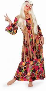 Hippie Look 70er : hippie kost m damen flower power 60er 70er jahre kleid damen kost m kost me ~ Frokenaadalensverden.com Haus und Dekorationen