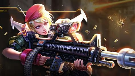 kimmy charge leader skin mobile legends