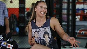 Ronda Rousey named host of Jan. 23 edition of 'Saturday ...
