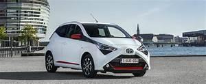 Toyota Aygo  La Prova De Il Fatto It - Il Restyling Porta Pi U00f9 Sicurezza E Tecnologia - Foto