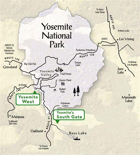 yosemite vacation rental homes yosemite national park
