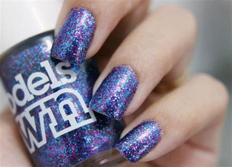 brilliant glitter nail art designs pictures sheideas